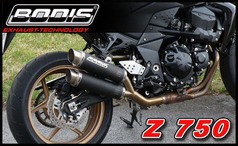 Bodis GPC-X2 pour Z 750