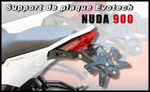Support de plaque pour Nuda 900
